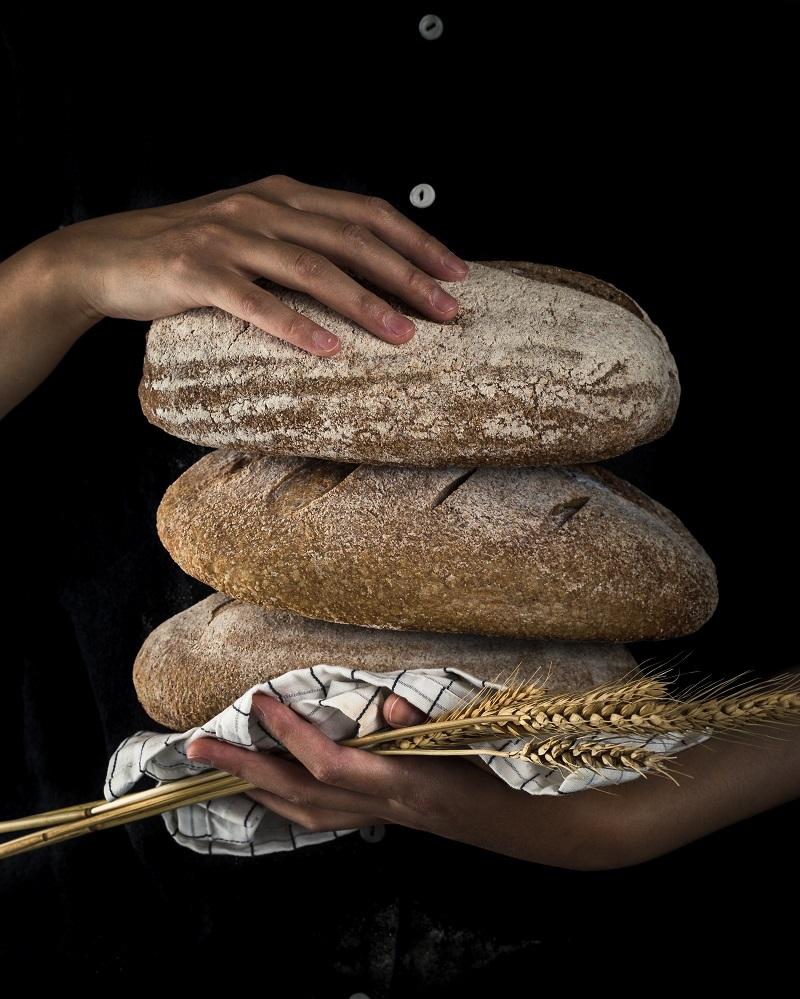 bochenki chleba, chleb w diecie, kinga wittenbeck, www.wittalna.pl
