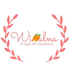 logo wittalna, Kinga Wittenbeck, www.wittalna.pl