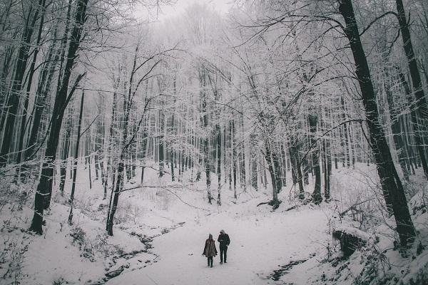 10 sposobów na to jak nie przejeść się w Święta Bożego Narodzenia, kinga wittenbeck, www.wittalna.pl, świąteczny spacer